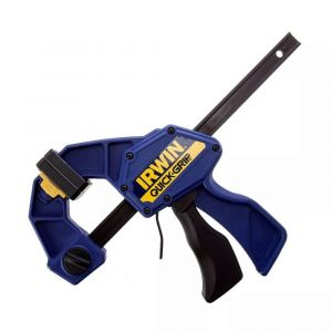 Irwin Quick Grip Medium Duty One Handed Bar Clamps